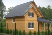 Строительство домов из сэндвич панелей.